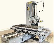 5 Inch G&L 70-D5-T Horizontal Boring Mill