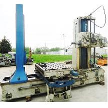 4 Inch G&L Model 340T Horizontal Boring Mill