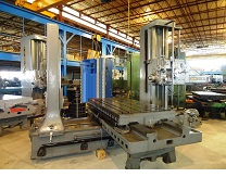 4 Inch G&L 65D4-T Horizontal Boring Mill