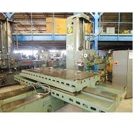4 Inch G&L Model 65-D4-T Horizontal Boring Mill