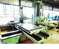 4 Inch G&L Model T4 Horizontal Boring Mill