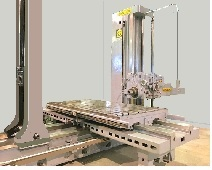 5 Inch G&L D5T Horizontal Boring Mill