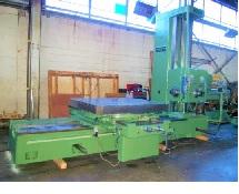 5 Inch Wotan B130 Horizontal Boring Mill