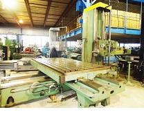 5 Inch G&L Model 350T Horizontal Boring Mill