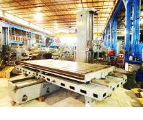 5 Inch G&L Model 70-D5-T Horizontal Boring Mill
