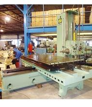 5 Inch G&L Model 70A-D5-T Horizontal Boring Mill