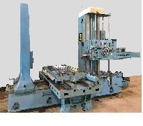 4 Inch G&L 65-D4-T Horizontal Boring Mill