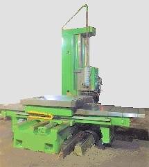 5.5 Inch Wotan Horizontal Boring Mill