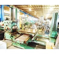 4 Inch Tos Model W100A Horizontal Boring Mill