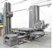 4 Inch Union BFT100 Horizontal Boring Mill